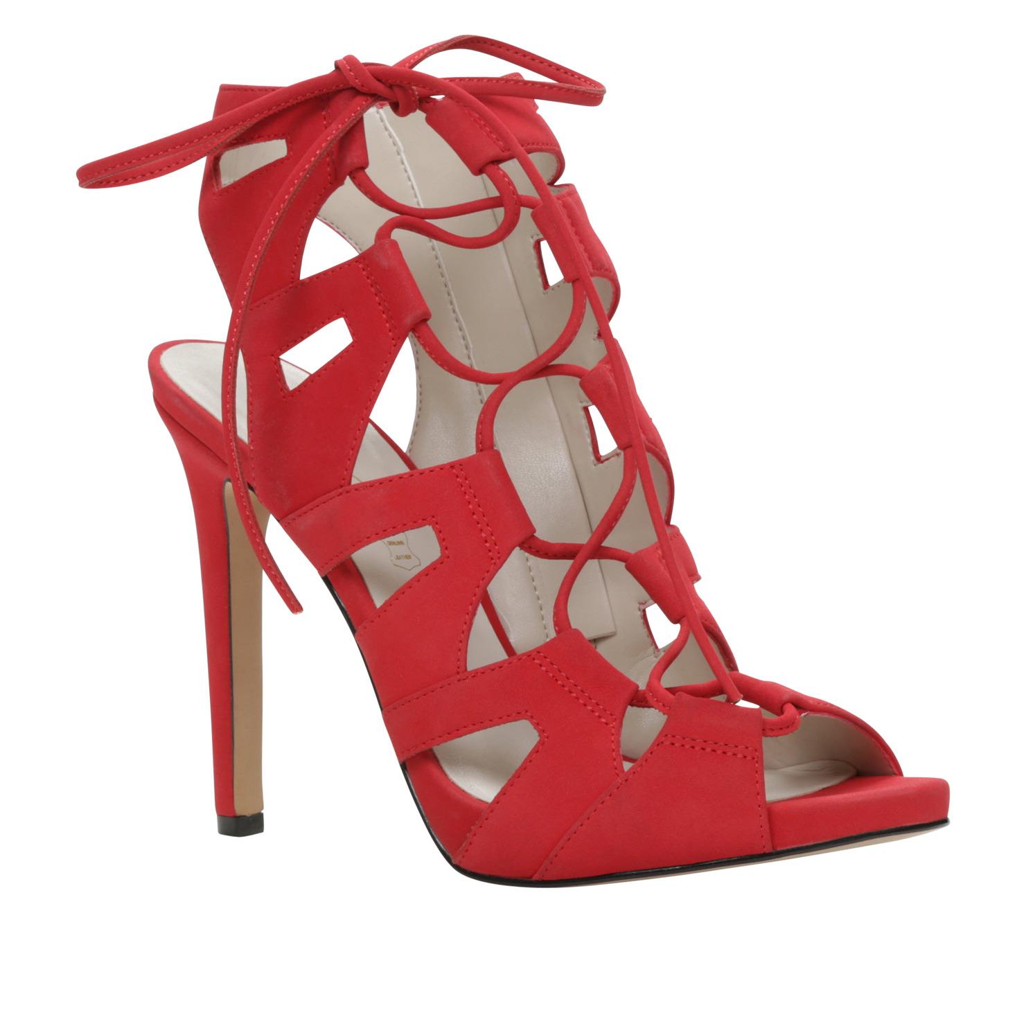 ALDO Verrasa Lace Up Sandals