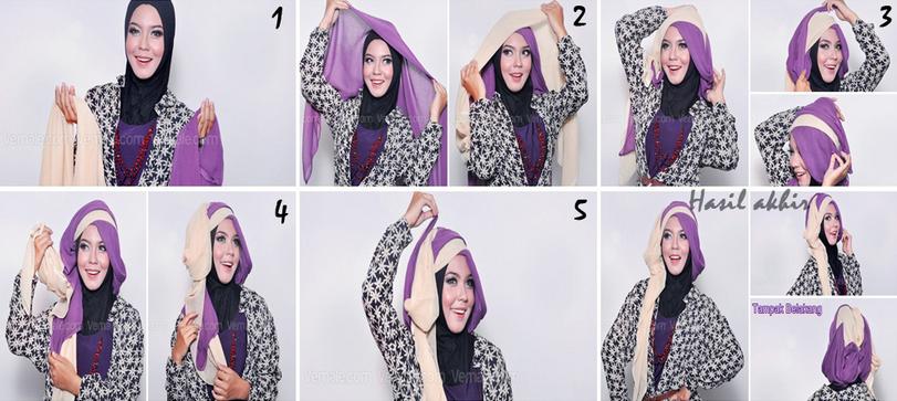 Untuk Wisuda Hijab Modern Untuk Wisuda