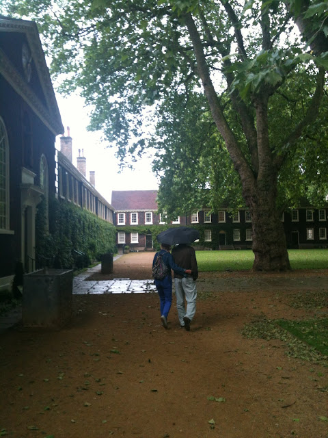 The Geffrye Museum in East London
