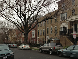 D.C. row houses as a form of family-friendly housing