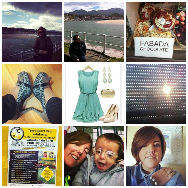 Mi mes de Abril en Instagram