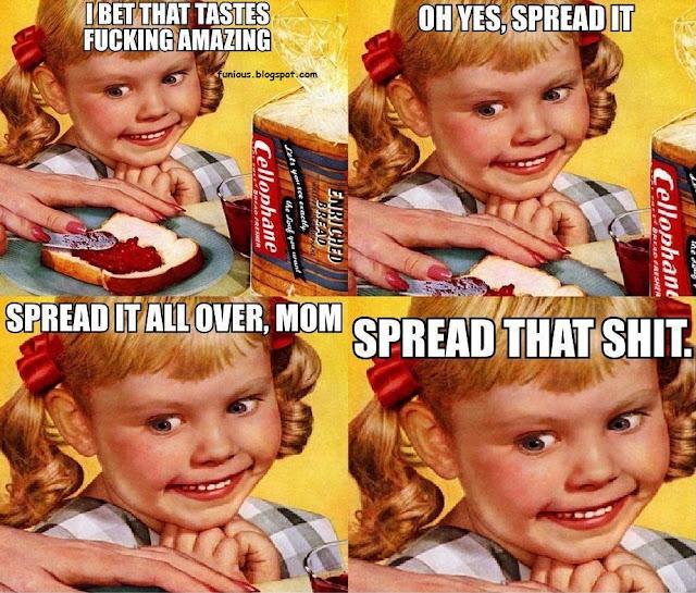 Creepy kids!