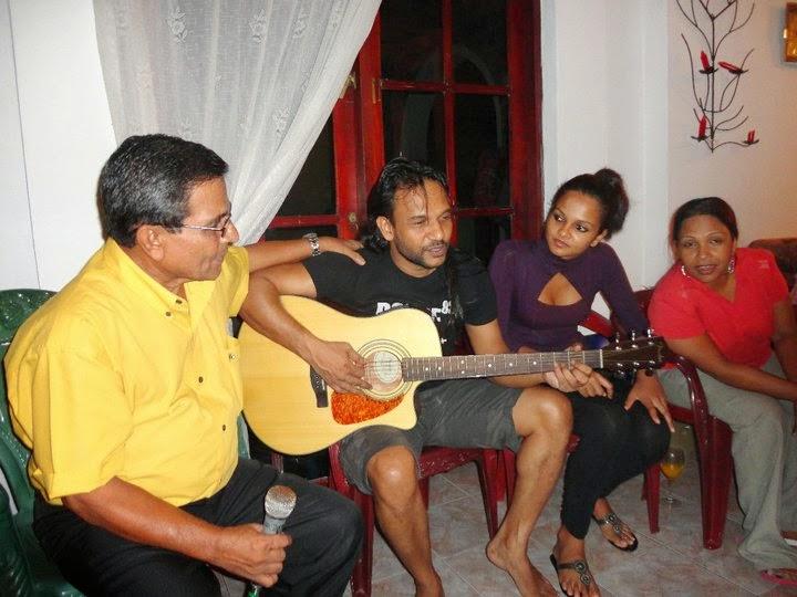 Athula Adikari & Amaya Adikari  2