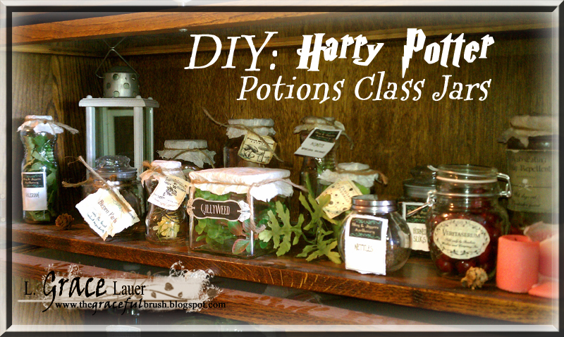 Uniquely Grace: Harry Potter Potions and Ingredients ...   800 x 478 jpeg 498kB