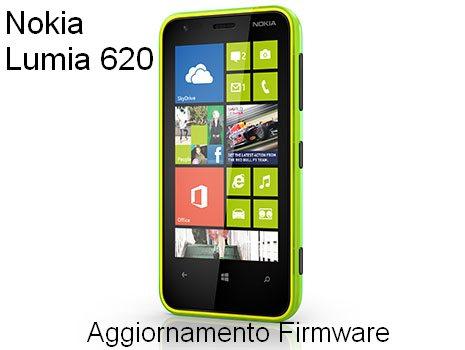 Migliore stabilità e performance con l'aggiornamento software per il Nokia Lumia 620