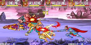 Oriental Legend arcade videojuego descargar gratis