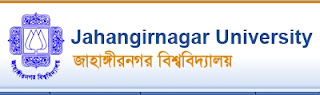 Jahangirnagar University Job Circular 2016