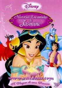Baixar Histórias Encantadas de Jasmine: A Viagem de uma Princesa Download Grátis
