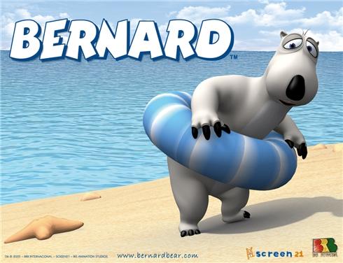 Ayı Bernard Çizgi Filmi Trt Çocuk Oyunu