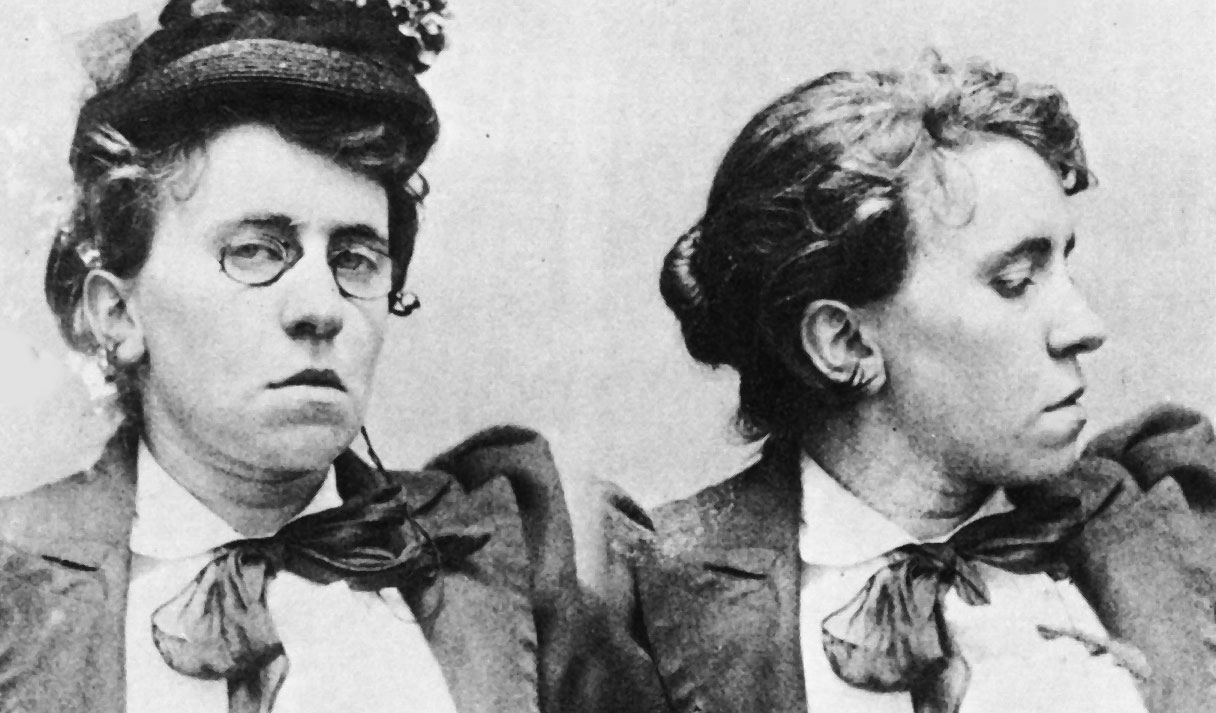 the negative opinions of emma goldman on marriage Read emma goldman's 1916 letter defending the need for birth control but that didn't stop emma goldman that when a law has outgrown time and necessity.