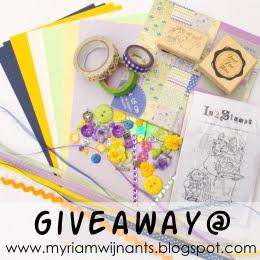 Give a way Myriam