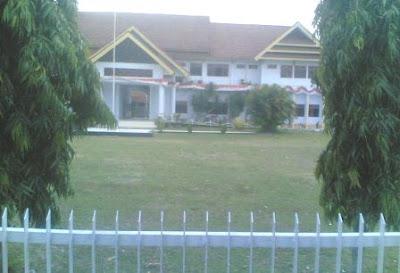 Kompleks Kantor Pemerintah Kabupaten Bima
