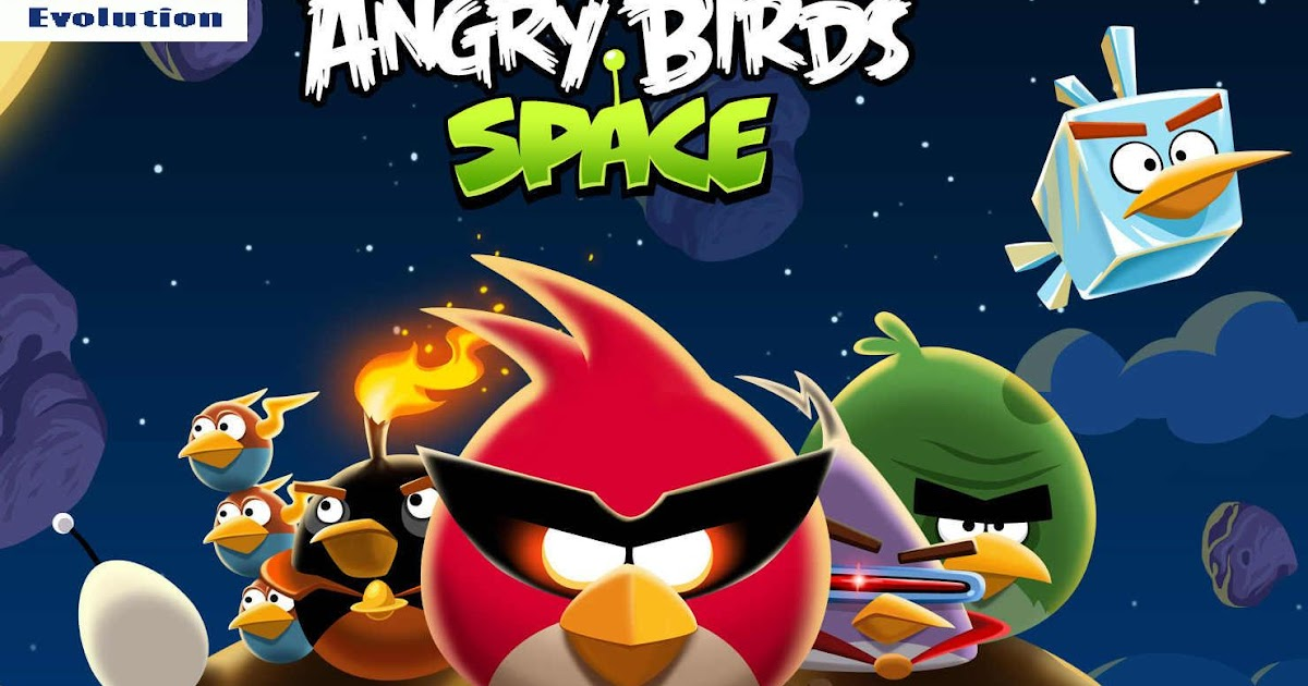 Angry Birds Space HD 2.2.14 Apk Mod Unlocked for Android
