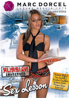 baixar capa Marc Dorcel – Russian Institute Lesson – Vol. 17   DVDRip AVI + RMVB