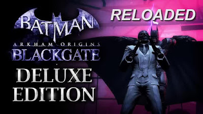 Free Download Game Batman: Arkham Origins Blackgate game Pc Full Version – Deluxe Edition – RELOADED – Direct Link – Torrent Link – Multi Links – Working 100% .