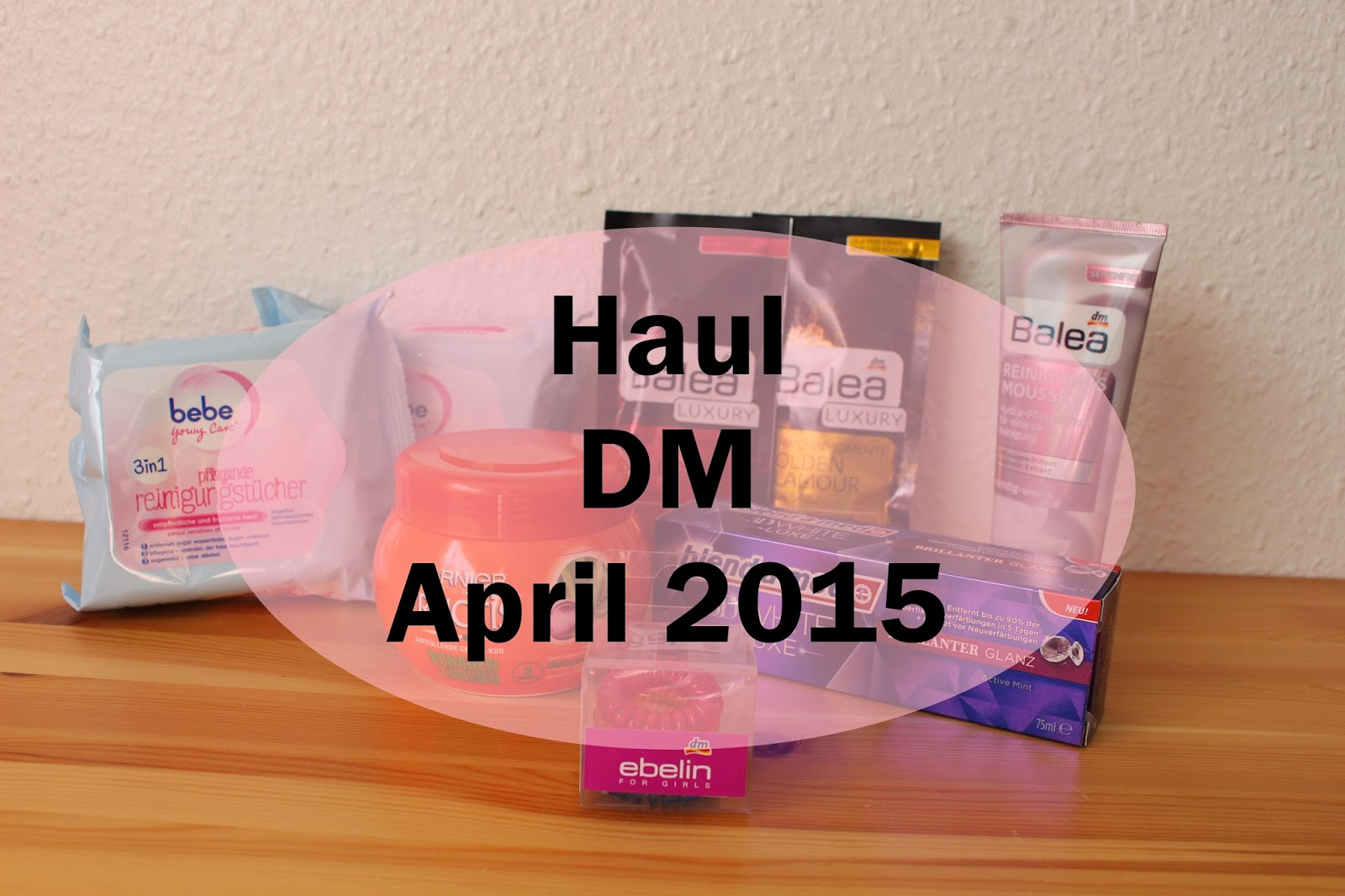 DM Haul April 2015