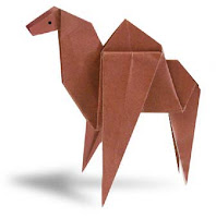 Paper Camel