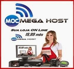 Divulgação: Moc Mega Host
