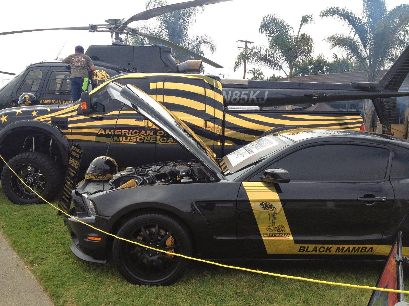 2013 Mustang Cobra Super Snake For Saleml