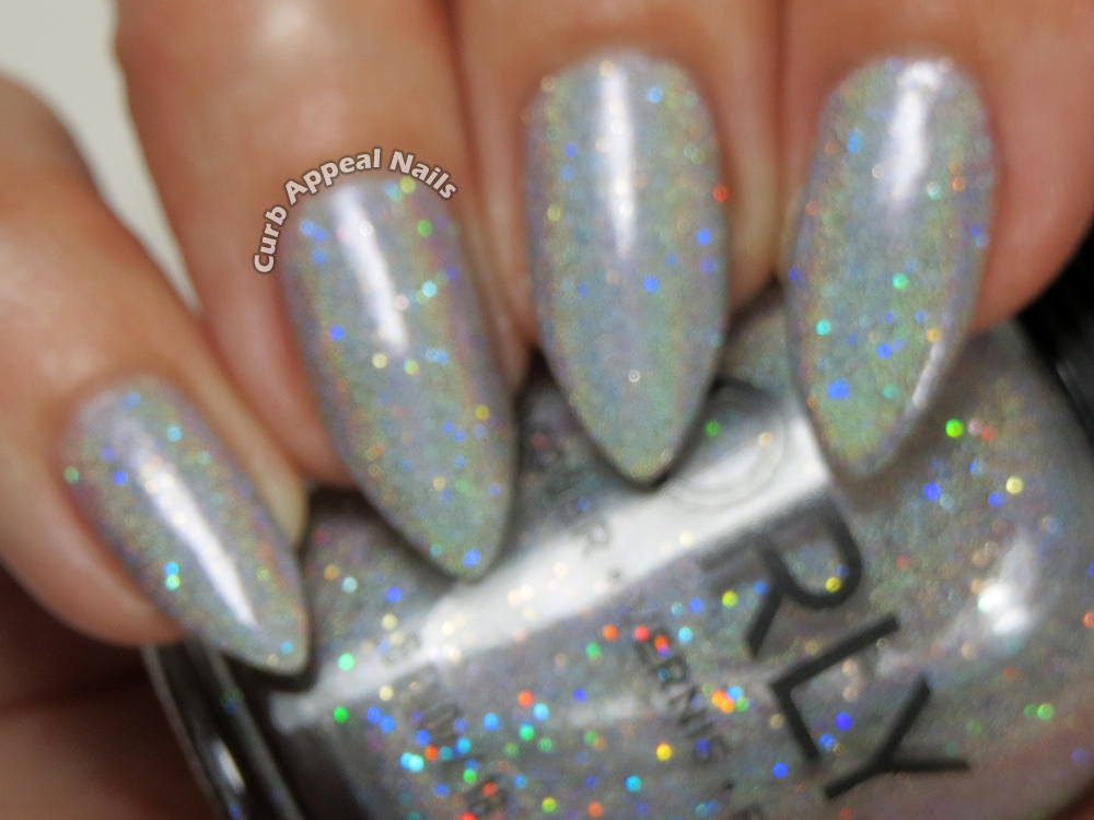 Curb Appeal Nails | Nail Art + Polish Blog: Orly Mirrorball Swatches