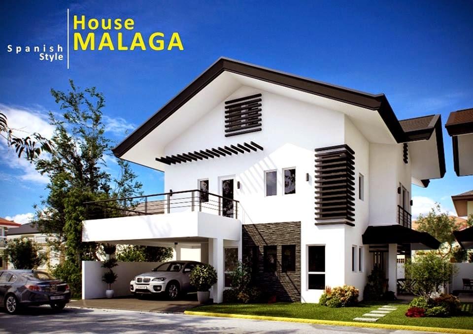 Malaga House For Sale - Woodridge Park Subd.