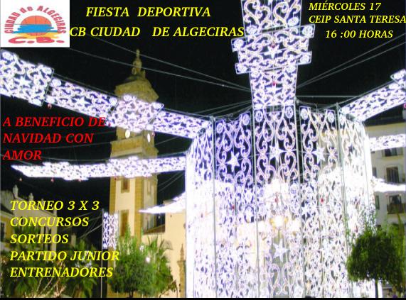 Ad carteia cb ciudad de algeciras torneo solidario for Horario oficinas unicaja