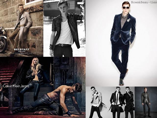 Janis Ancens, male model, Belstaff, Calvin Klein, Balmain, Louis Vuitton, Burberry