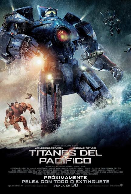 Descargar Peliculas Titanes Del Pacifico DVDrip Audio Latino