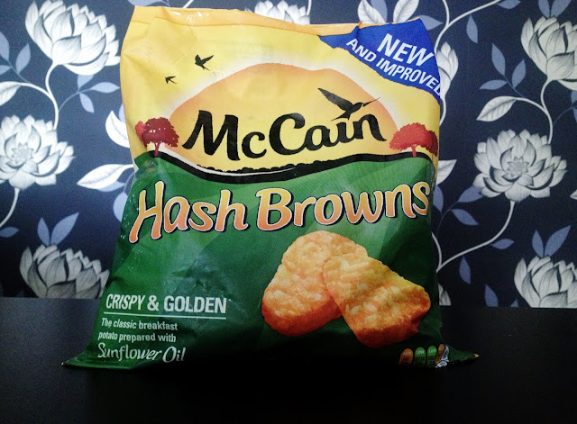 McCain Hash Browns