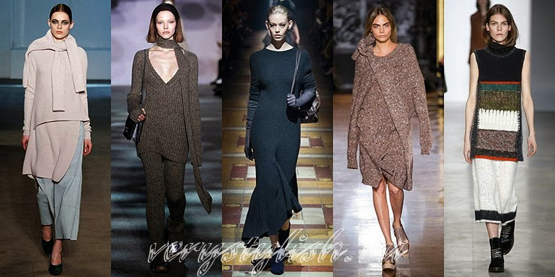 Women's Clothes Fall 2014 Fashion Trends