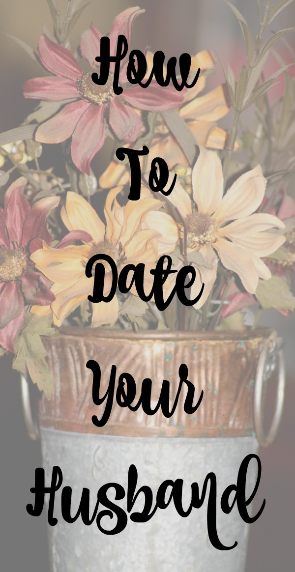 How to date your husband in Perth