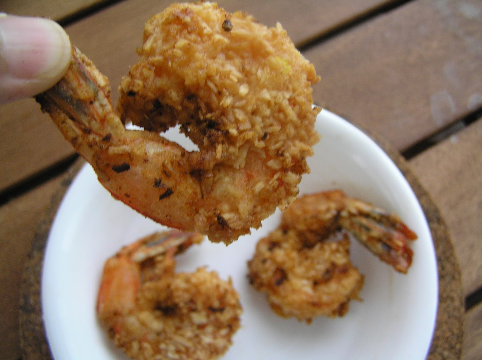 Crunchy Coconut Shrimp Recipe — Dishmaps