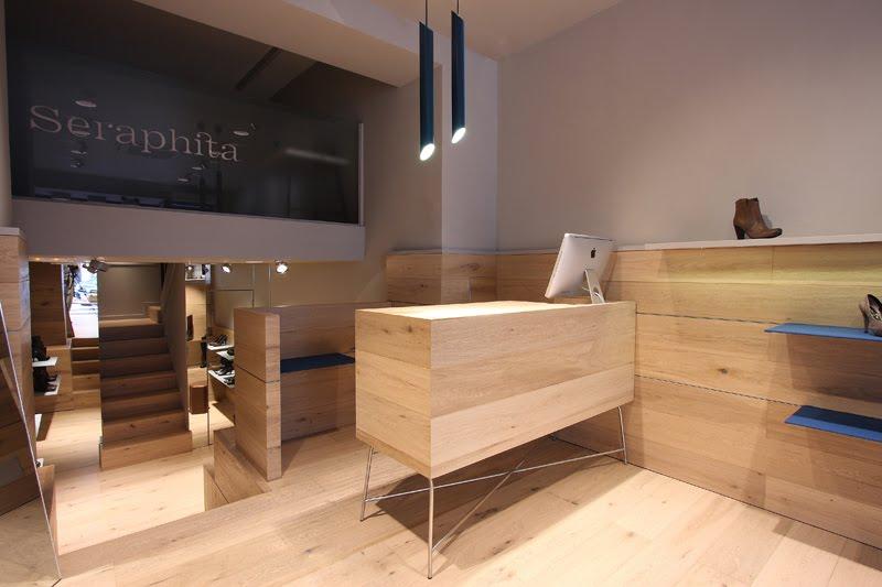 B lux ilumina la cadena de zapater as seraphita blog for Blog arquitectura y diseno