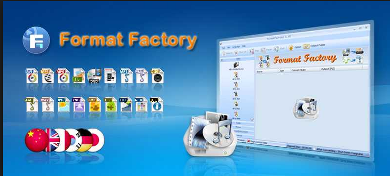 Download Format Factory 2014 3.2.0.1 Latest Full Version for PC