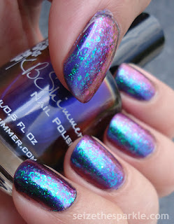 KBShimmer Look On The Nightside & Pigment Of My Imagination
