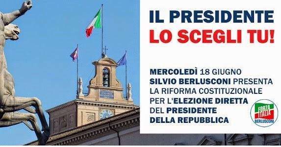 Pdl faenza forza italia vuole le riforme e le vuole for Diretta parlamento oggi