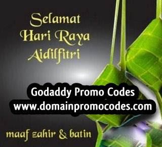 Godaddy Promo Codes Idul Fitri 1433 H 2012