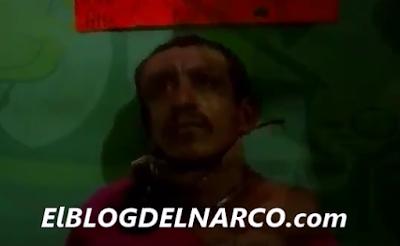 Gente del Chapo Guzman Torturan a Pedofilo