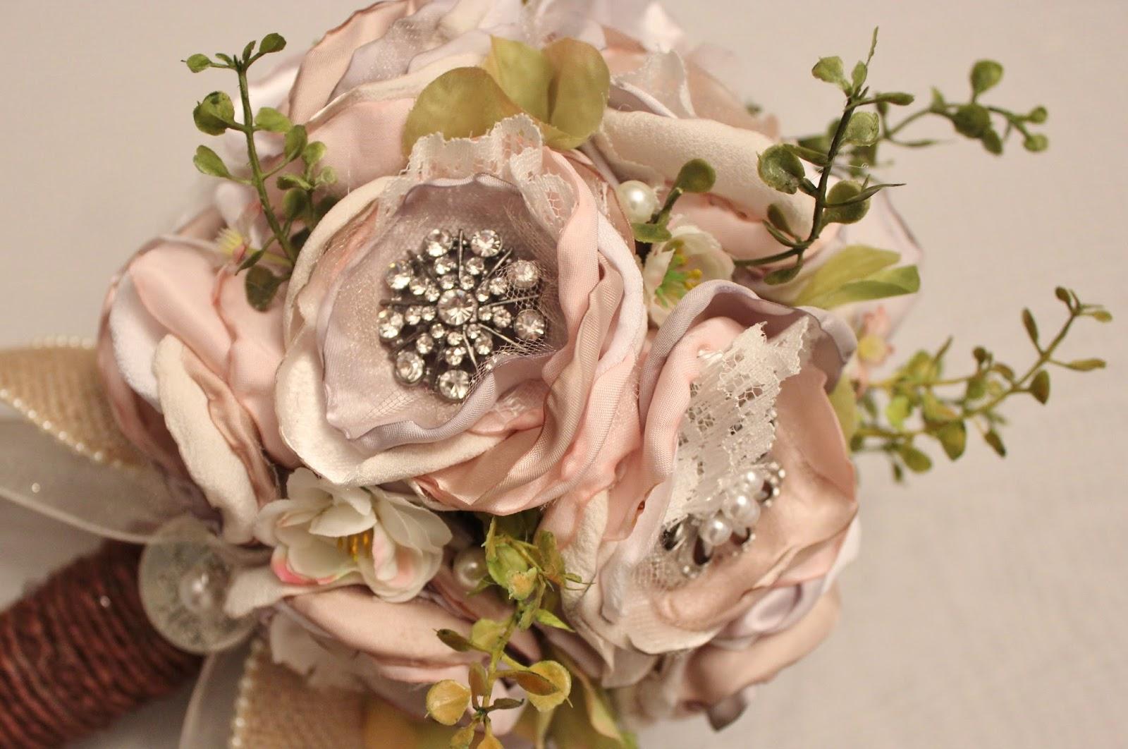 Bridal Bouquet Materials : Native bloom