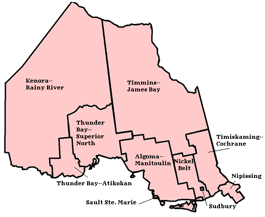 Map of Ontario Canada With Cities Map of Southern Ontario Canada