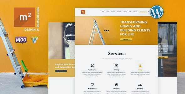 M2 WordPress Theme Free Download