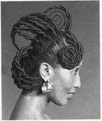 SIXTIES HAIRSTYLE