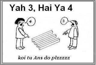 Puzzle Pictures, Can you solve it? Is it 3 or 4?