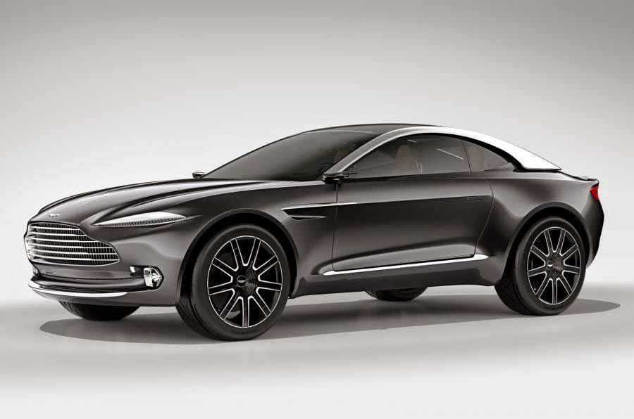 aston martin d but all electric all wheel drive dbx concept electric vehicle news. Black Bedroom Furniture Sets. Home Design Ideas
