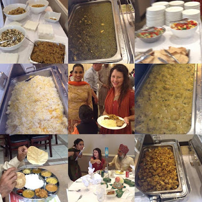Destination Sikh Wedding Langar and Meal in Torontro