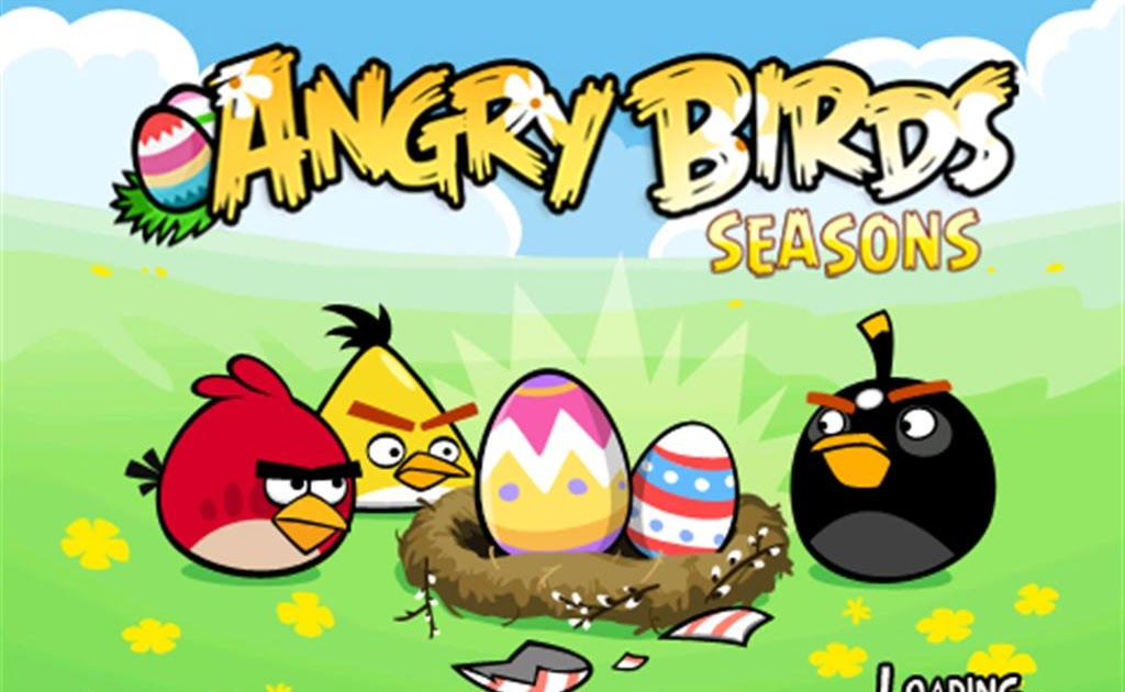 Entree kibbles total destruction three stars for easter - Angry birds trio ...