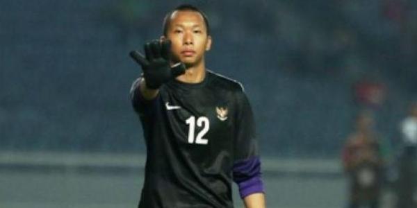 Kiper Timnas U-19: Semoga Doa Orang Teraniaya Didengar