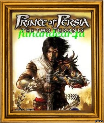 Prince of Persia 3 The Two Thrones - PC Full Version Game Free Download