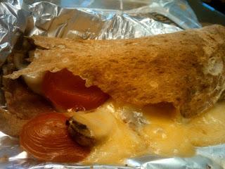 Toasty Sandwich