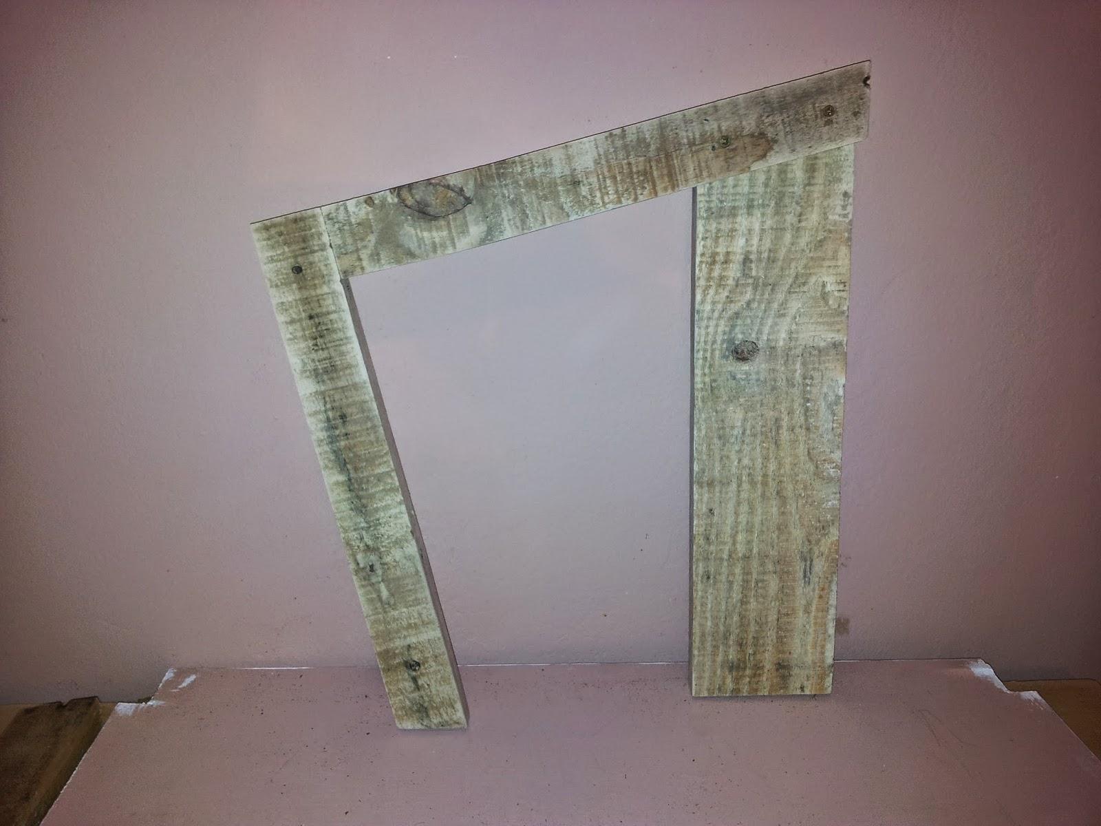 Oficina do Quintal: Como fazer banco de madeira com encosto #433228 1600x1200